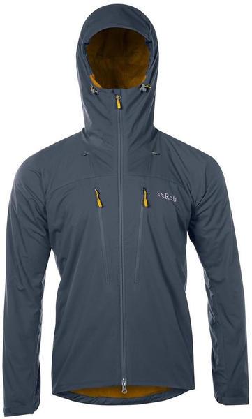 Rab Vapour Rise Alpine Jacket steel