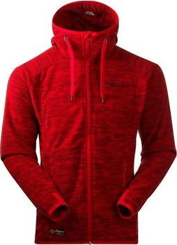 Bergans Hareid Jacket Men Red Mel