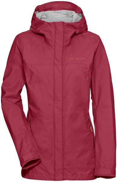 VAUDE Women's Lierne Jacket II red cluster