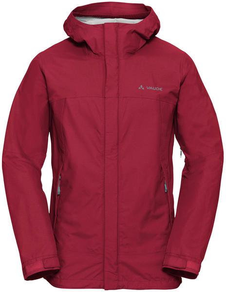 VAUDE Men's Lierne Jacket II dark indian red
