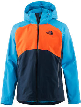 The North Face Herren Stratos Jacke urban navypersian orangehyper blue