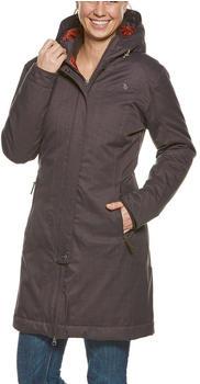 Tatonka Floy Coat Women chestnut brown