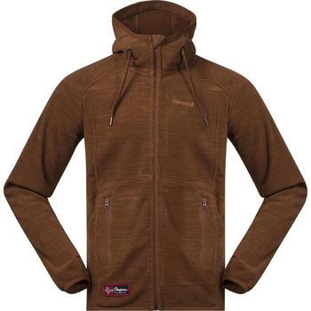 Bergans Hareid Jacket Men darl copper mel-desert