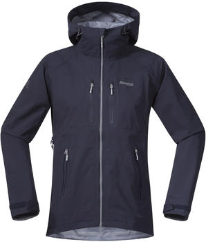 Bergans Eidfjord Jacket Men navy/solidgrey/alu