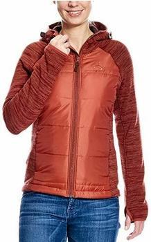 Tatonka Gesa Jacket Women redbrown