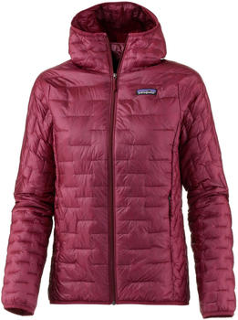 Patagonia Micro Puff Hoody W arrow red