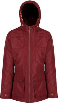 Regatta Bechette Jacket Women burgundy