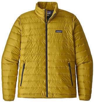 Patagonia Men´s Down Sweater Jacket textile green