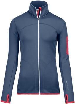 ORTOVOX Merino Fleece Jacket Women night blue