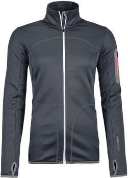 ORTOVOX Merino Fleece Jacket Women black steel