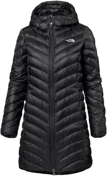 the north face trevail parka women tnf black testbericht. Black Bedroom Furniture Sets. Home Design Ideas