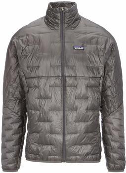 Patagonia Micro Puff Jacket Men forge grey