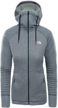 The North Face Hikesteller Midlayer Jacket Women urban navy/tin grey