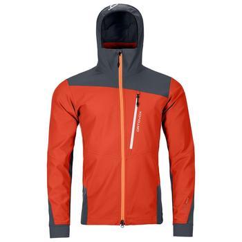 ORTOVOX Pala Jacket M crazy orange