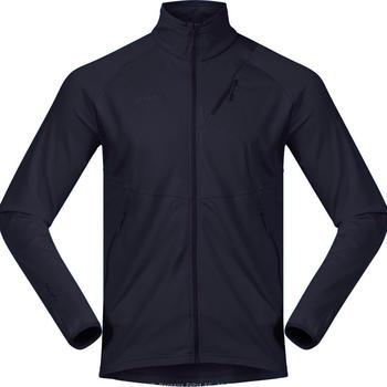 Bergans Galdebergtind Jacket Men dark navy / dark fog blue