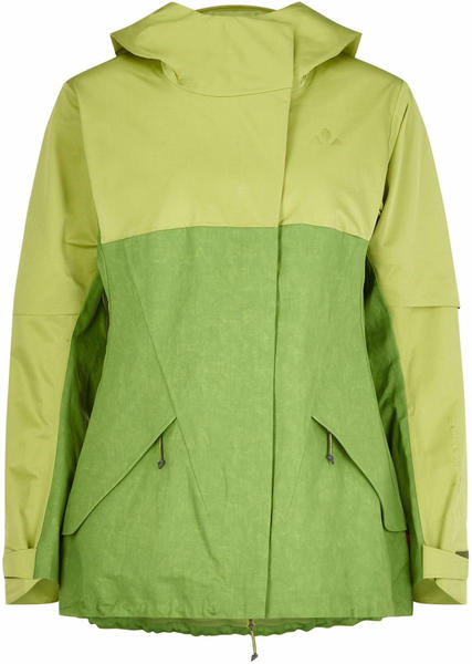 VAUDE Green Core 3L Jacket W mossy green