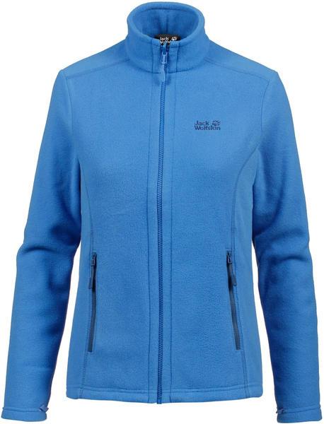 Jack Wolfskin Moonrise Jacket Women zircon blue