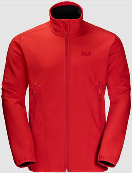 Jack Wolfskin Nothern Pass Jacket Men peak red