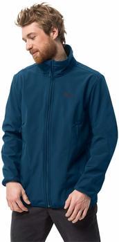 Jack Wolfskin Nothern Pass Jacket Men poseidon blue