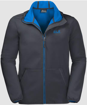 Jack Wolfskin Essential Peak Jacket Men ebony
