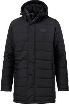 Jack Wolfskin Svalbard Coat Men black