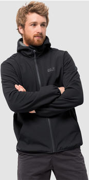 Jack Wolfskin Essential Peak Jacket Men black