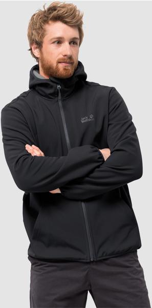 Jack Wolfskin Essential Peak Jacket Men black