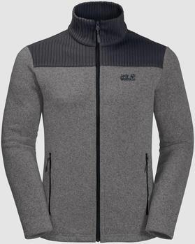 Jack Wolfskin Scandic Jacket Men tarmac grey