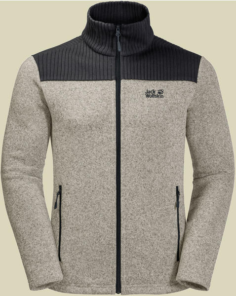 Jack Wolfskin Scandic Jacket Men dusty grey