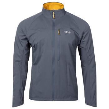 Rab Vapour-rise Flex Jacket steel