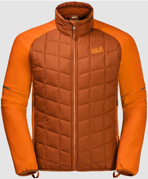 Jack Wolfskin Grassland Hybrid Jacket Men sequoia