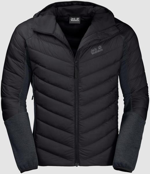 Jack Wolfskin Stratosphere Jacket Men black