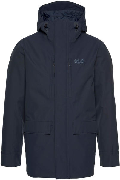 Jack Wolfskin West Coast Jacket Men night blue