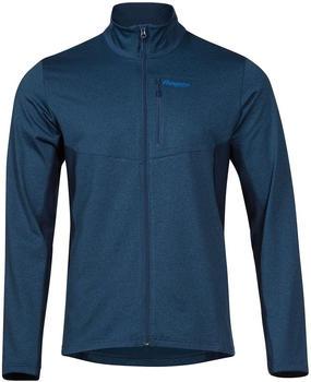 Bergans Floyen Fleece Jacket dark steelblue/fjord