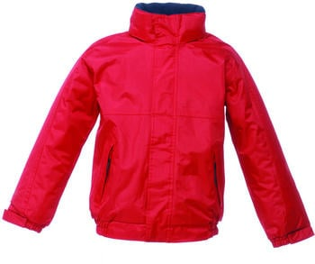 Regatta Dover Jacket Youth red