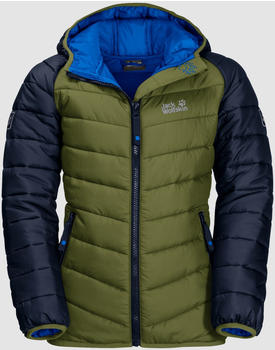 Jack Wolfskin Kids Zenon Jacket cypress green
