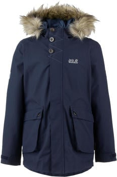 Jack Wolfskin G Elk Island 3in1 Parka midnight blue