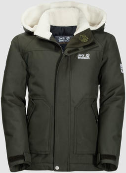 Jack Wolfskin B Great Bear Jkt malachite