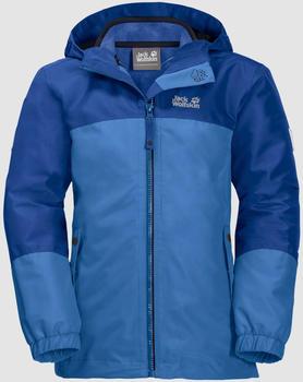Jack Wolfskin Iceland 3in1 JKT G zircon blue