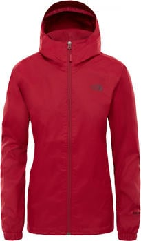 The North Face Women Quest Jacket rumba red