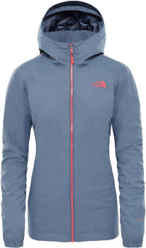 The North Face Women´s Quest Insulated Jacket grisaille grey
