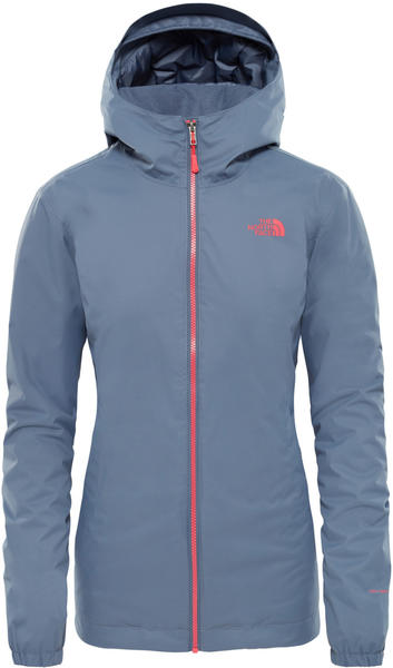 The North Face Women's Quest Insulated Jacket grisaille grey