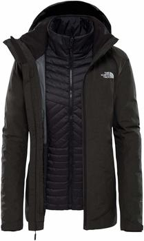 The North Face Women´s Inlux Triclimate Jacket tnf black/tnf black