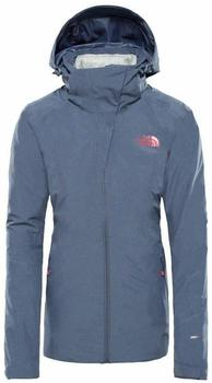 The North Face Women´s Inlux Triclimate Jacket grisaille grey dark heather/tin grey