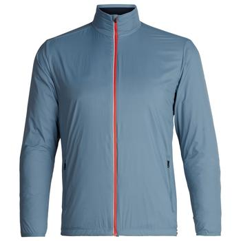 Icebreaker Men´s Incline Windbreaker granite blue/midnight navy