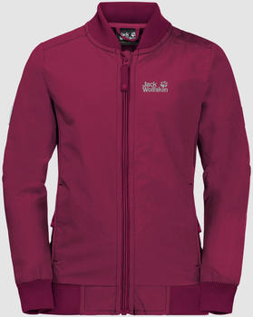 Jack Wolfskin Campo Road Jacket dark ruby