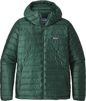 Patagonia Men´s Down Sweater Hoody micro green