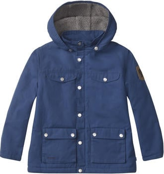Fjällräven Kids Greenland Winter Jacket night blue