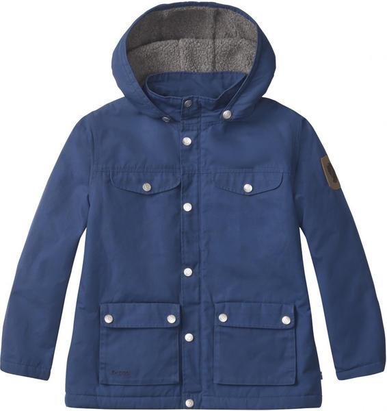Fjällräven Kids Greenland Winter Jacket night blue
