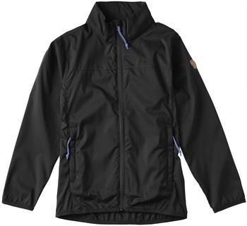 fjaellraeven-kids-abisko-windbreaker-jacket-black